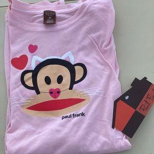 Paul frank shirt NWT